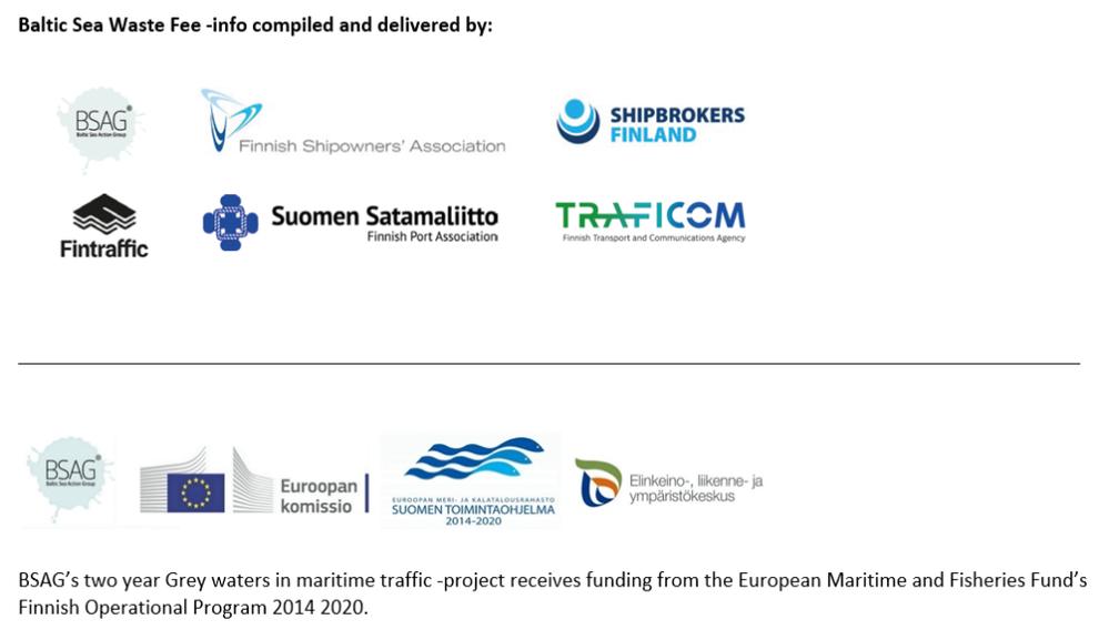 Baltic Sea info partners 2021